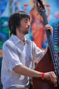 Damian Lester - Stand-up Bass