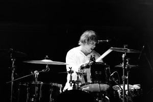 Richard Stuverud - Drums